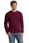 Hanes 5186 Adult 6.1oz. Beefy T Long Sleeve