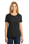 Hanes SL04 Ladies' 4.5oz. 100% Ringspun Cotton Nano™ T-Shirt