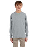 29BL - Jerzees Youth 5.6oz. DRI-POWER® ACTIVE Long-Sleeve T-Shirt