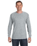 29L - Jerzees Adult 5.6oz. DRI-POWER® ACTIVE Long-Sleeve T-Shirt