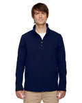 88184T - Core 365 Men's Tall Cruise Two-Layer Fleece Bonded Soft Shell Jacket
