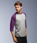 6755 - Anvil Triblend 3/4-Sleeve Raglan T-Shirt