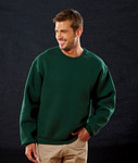 82300 Fruit of the Loom 12oz.Supercotton™ 70/30 Fleece Crew