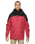 88006 Ash City - North End Men's 3-in-1 Two-Tone Parka
