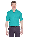 8445 - UltraClub Men's Cool & Dry Stain-Release Performance Polo