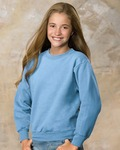 Hanes P360 Youth 7.8oz. ComfortBlend® EcoSmart® 50/50 Fleece Crew