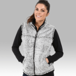 Q11-PF - Ladies Sherpa Vest